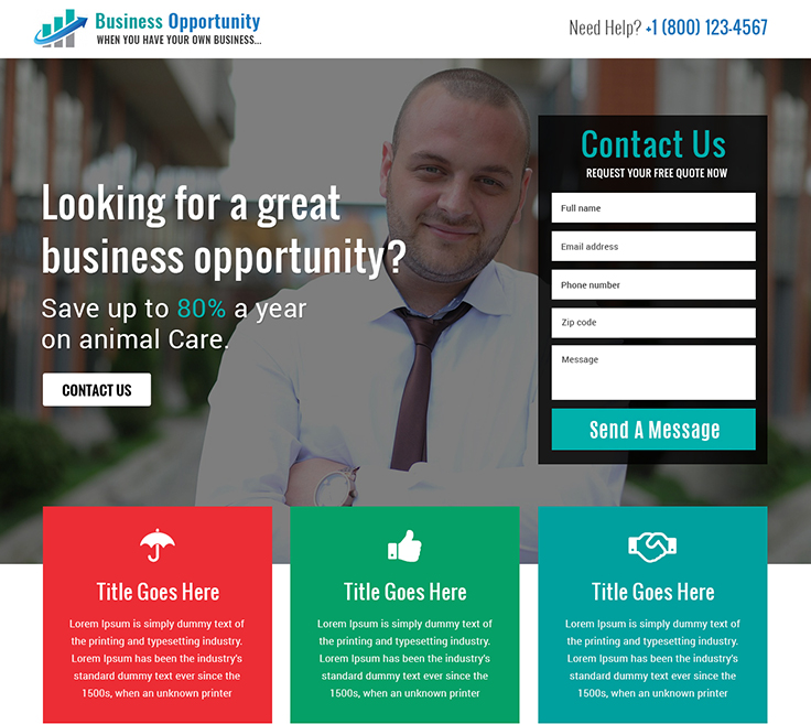 Converting landing pages archives buy landing pages design best business opportunity landing page design flashek Image collections